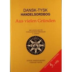 Dansk – tysk handelsordbog. Aus vielen Gründen.