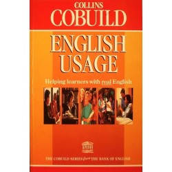 Collins Cobuild. English Usage. Helping learners with real English.