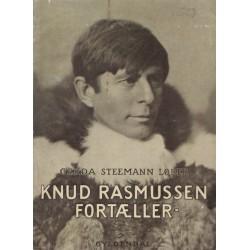 Knud Rasmussen fortæller grønlandske sagn