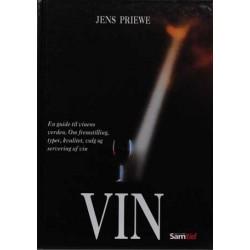 Vin. En guide til vinens verden.
