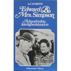Edward & Mrs. Simpson – Århundredets kærlighedshistorie