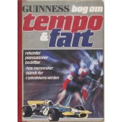 Guiness bog om tempo og fart