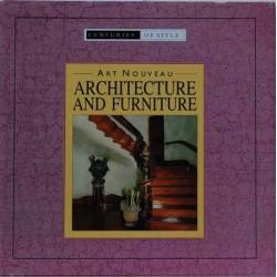Art Nouveau. Architecture and Furniture.