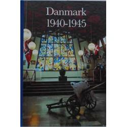 Danmark 1940-1945. Dette skete under Danmarks frihedskamp.