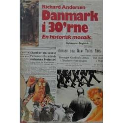 Danmark i 30'erne. En historisk mosaik.