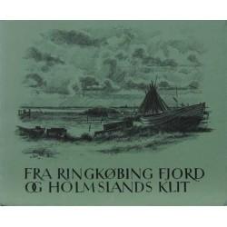 Fra Ringkøbing Fjord og Holmsland klit. Illustreret af  Svend Erik Ihle.