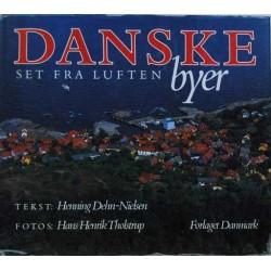 Danske byer set fra luften