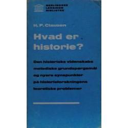 Hvad er historie
