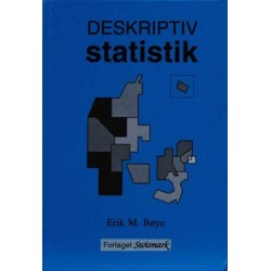 Deskriptiv statistik.