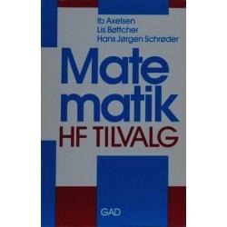 Matematik HF tilvalg