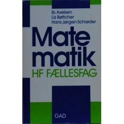 Matematik HF fællesfag