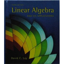 Linear Algebra and Its Applications.