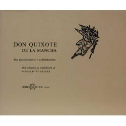 Don Quixote de la Mancha. Don Quixote-motivet i exlibriskunsten.