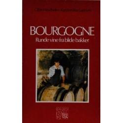 Bourgogne. Runde vine fra blide bakker