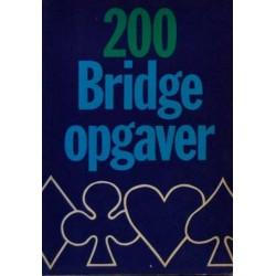 200 bridge opgaver