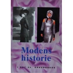 Modens historie i det 20. århundrede