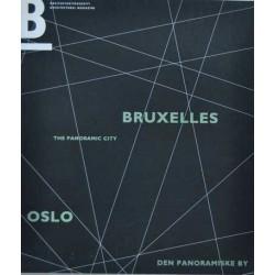 Arkitekturtidsskrift B. Nr. 51. Bruxelles–den panoramiske by