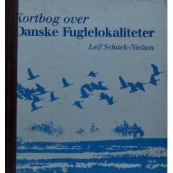 Kortbog over danske fuglelokaliteter