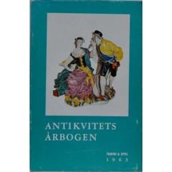 Antikvitets årbogen 1963