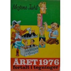 Året fortalt i tegninger 1976
