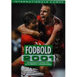 Internationale kampe. Fodbold 2001.