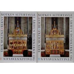 Bernt Notkes altertavle i Århus Domkirke og Talinntavlen