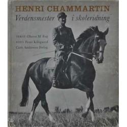 Henri Chammartin. Verdensmester i skoleridning