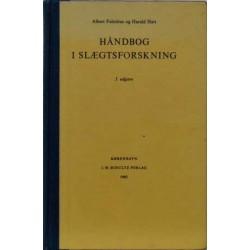 Håndbog i slægtsforskning