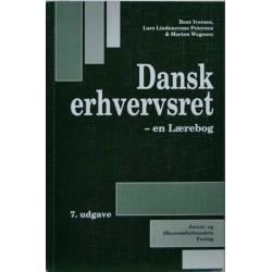 Dansk Erhvervsret – en lærebog