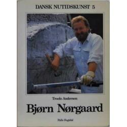 Dansk nutidskunst 5. Bjørn Nørgaard