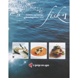 Nemme og hurtige hverdagsretter med fisk 1