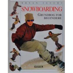 Snowboarding. Grundbog for begyndere.
