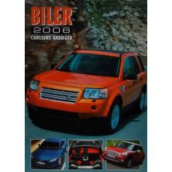 Biler 2006. Bilårbogen 2006
