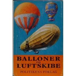 Balloner og luftskibe