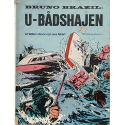 Bruno Brazil: U-bådshajen