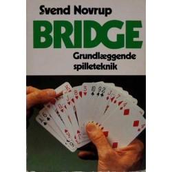 Bridge – grundlæggende spilleteknik