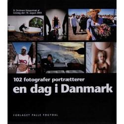 102 fotografer portrætterer en dag i Danmark