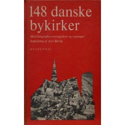 148 danske bykirker