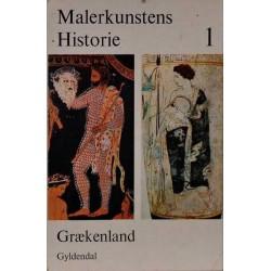 Malerkunstens historie 1 - Grækenland