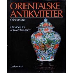 Orientalske antikviteter. Håndbog for antikvitetssamlere
