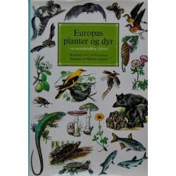 Europas planter og dyr