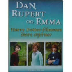 Dan, Rupert og Emma