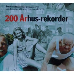 200 Århus rekorder