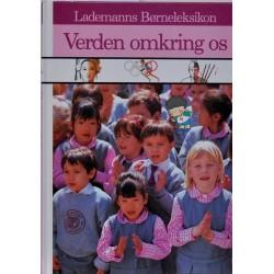 Lademanns Børneleksikon. Verden omkring os