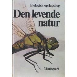 Den levende natur - Biologisk opslagsbog