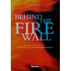Behind the firewall