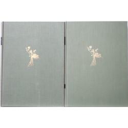 Botanisk Atlas. Bind 1+2.