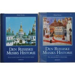 Den russiske musiks historie 1-2