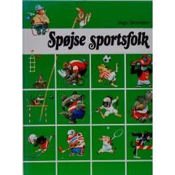 Spøjse sportsfolk