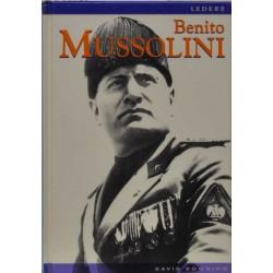 Ledere - Benito Mussolini